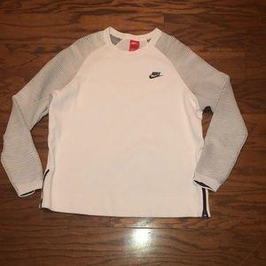 Brand new Nike crewneck side zip sweatshirt